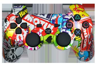 Modded PS3 Controller Mega Modz