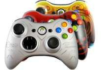 Standard Xbox 360 Modded Controllers