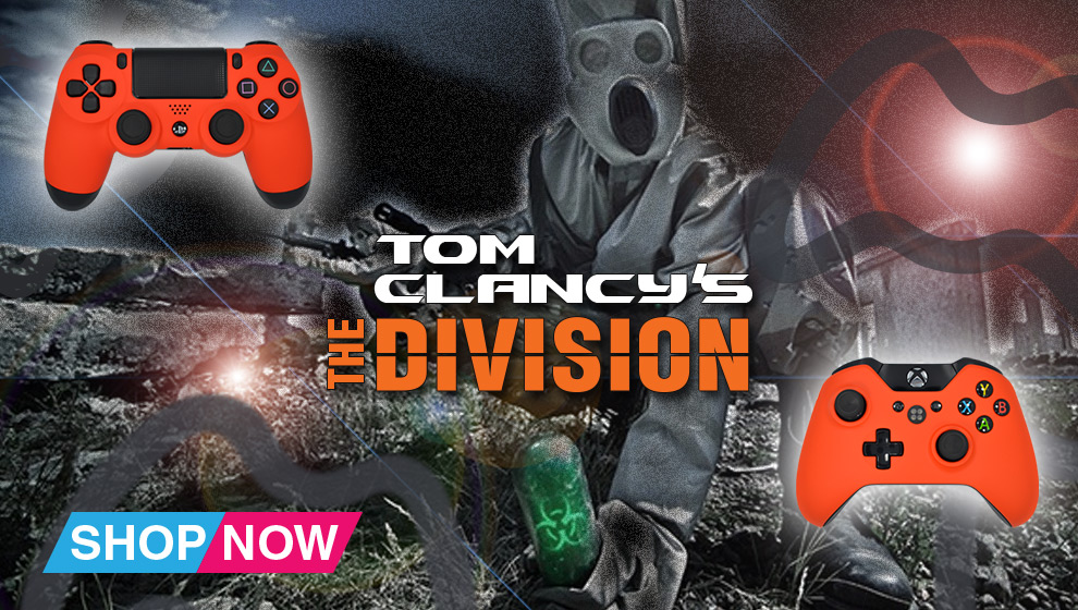 The Division Modded Controllers Compatible
