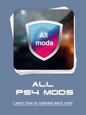 All PS4 mods