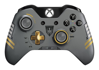 Advanced Warfare Limited Edition Xbox One Modded Rapid Fire Controller
