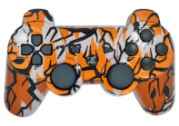 PS3 Orange Predator
