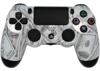 Benjamins PS4 Modded Rapid Fire Controller