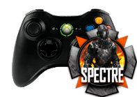Black Ops 3 COD Compatible Xbox 360 Modded Controller