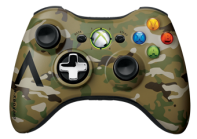 Camouflage Xbox 360 by Microsoft