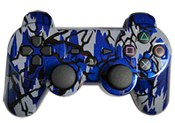 PS3 Blue Predator