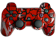 PS3 Red Predator