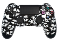 Ghost Skulls PS4 Modded Rapid Fire Controller