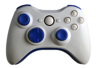 ICE Xbox 360 Modded Controller