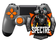 Limited Edition Black Ops 3 Compatible PS4 Multi Mod Controller