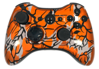 Orange Predator Xbox 360