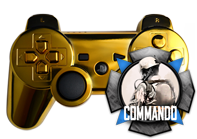 PS3 Gold Black Ops 2 Compatible Multi-Mod Controller