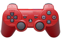 PS3 Standard Red