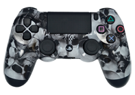 Skulls PS4 Modded Rapid Fire Controller