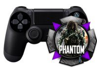 Ghosts Compatible PS4 Multi-Mod Controller