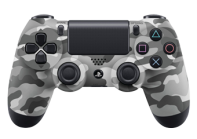 Urban Camo PS4 Modded Rapid Fire Controller