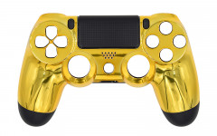 Chrome - Chrome Gold - Controller For PS4