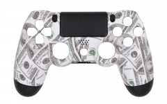 Hydro Dipped - Benjamins - Controller For PS4