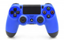 PS4 Blue Custom Modded Controller Small