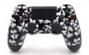 PS4 Pro Ghost Skulls Custom Modded Controller Small
