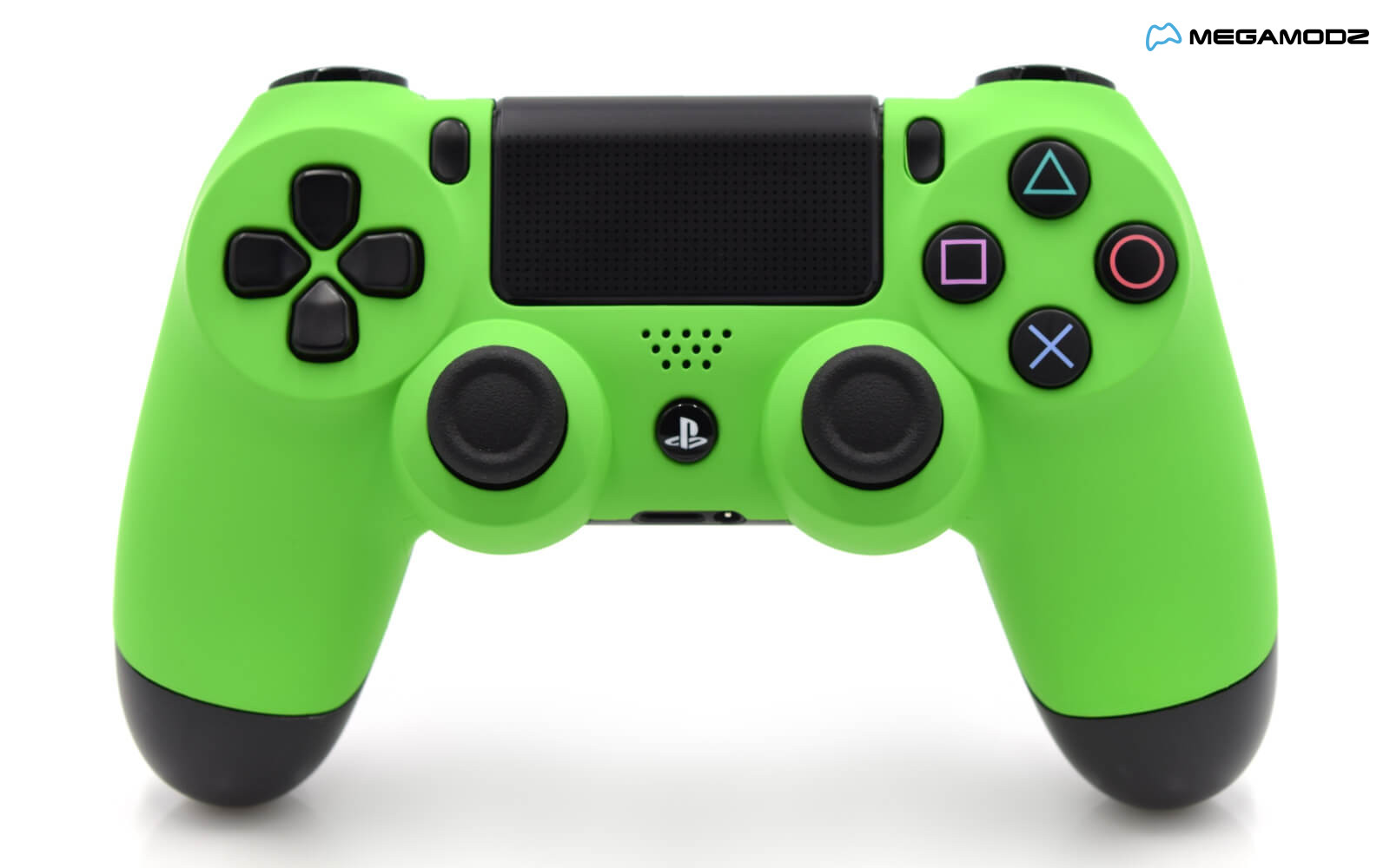 Modded PS4 Rapid Fire Controller - Lime Green ...