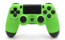 PS4 Pro Lime Green Custom Modded Controller Small