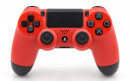PS4 Red Custom Modded Controller Small