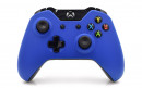 Xbox One Matte Blue Custom Modded Controller Small
