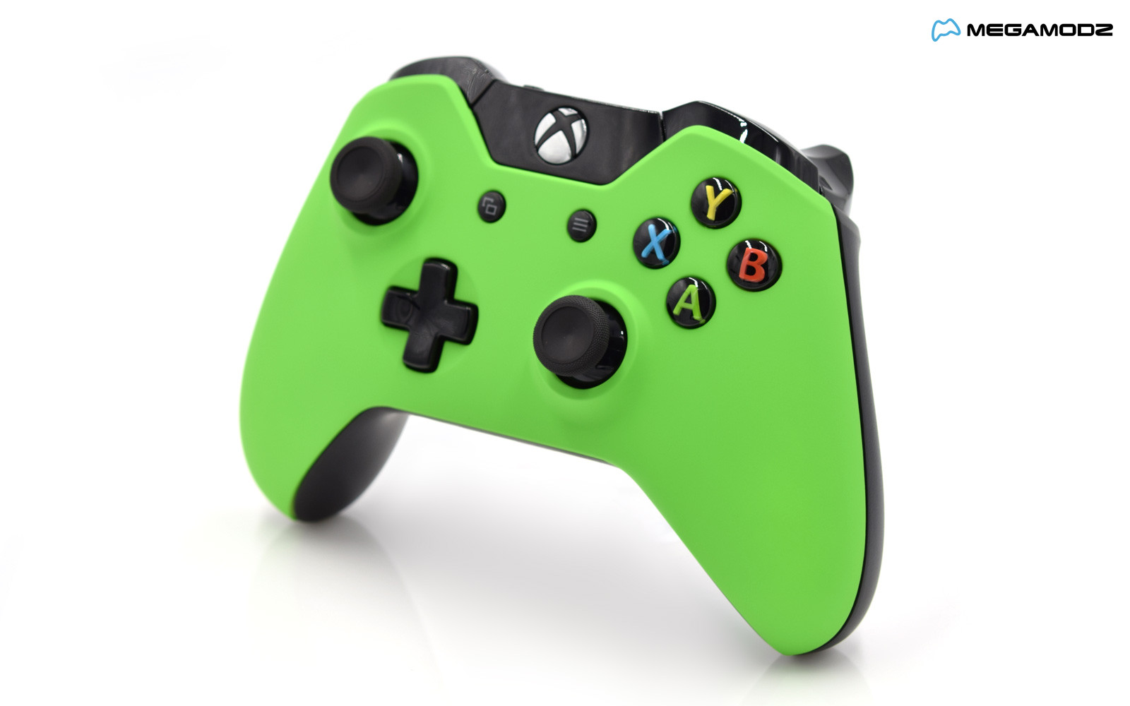 xbox one controller green - photo #23