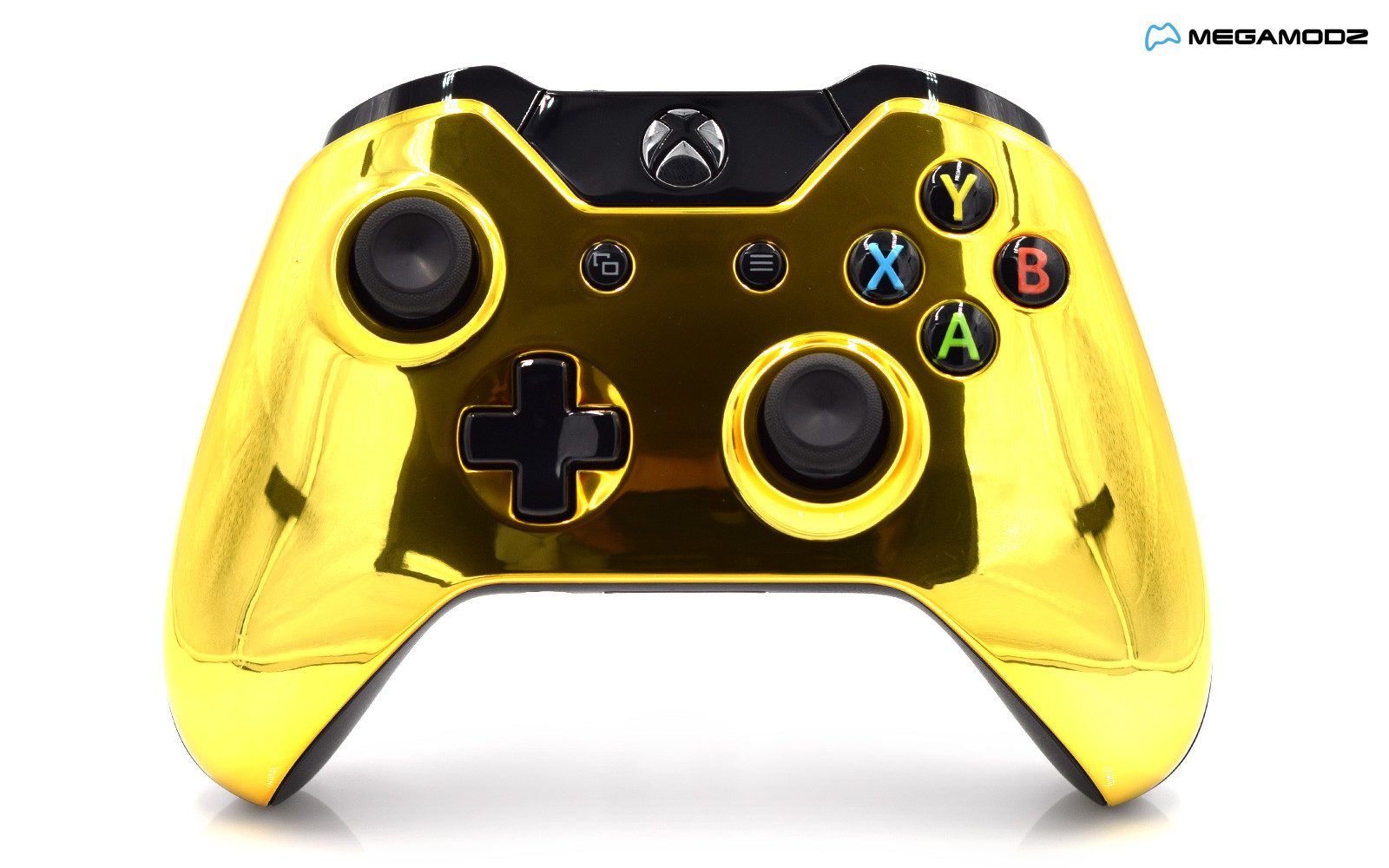 Xbox One Gold Modded Xbox One...