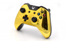 Xbox One Chrome Gold Custom Modded Controller Small