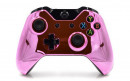 Xbox One Chrome Pink Custom Modded Controller Small