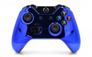 Xbox One Chrome Blue Custom Modded Controller Small