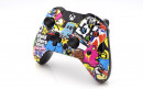 Xbox One GTA Sticker Bomb Custom Modded Controller Small