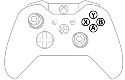 ABXY Xbox One