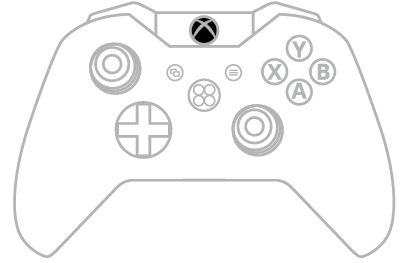 Xbox Button Xbox One