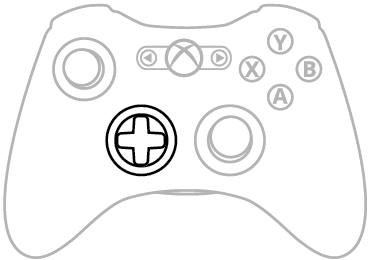 D-Pad Xbox 360