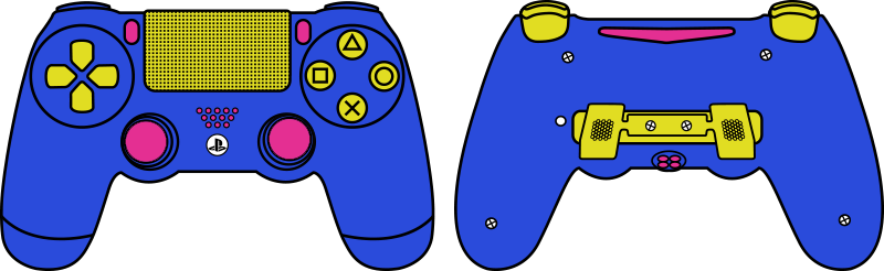Build your own PS4 Pro Controller