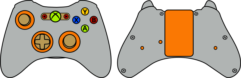 Build your own Xbox 360 Controller