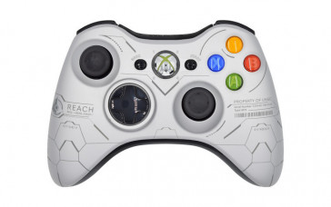 Xbox 360 Halo Reach Special Edition Modded Controller