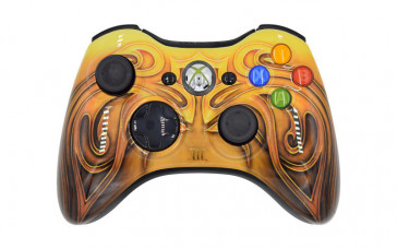 Xbox 360 Fable III Special Edition Custom Modded Controller
