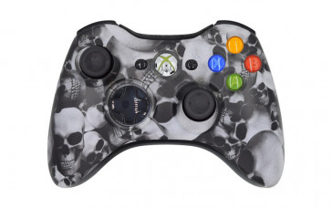Xbox 360 Skulls Custom Modded Controller