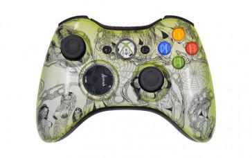 Xbox 360 SexZy Zombies Custom Modded Controller