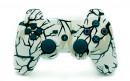 PS3 White Predator Custom Modded Controller Small