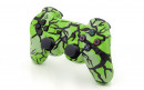 PS3 Lime Predator Custom Modded Controller Small