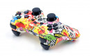 PS3 NASCAR Custom Modded Controller Small