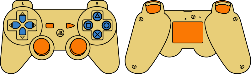 Build your own PS3 Controller
