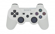 PS3 White Custom Modded Controller