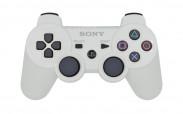 PS3 White Custom Modded Controller