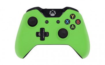 Xbox One Lime Green Custom Modded Controller